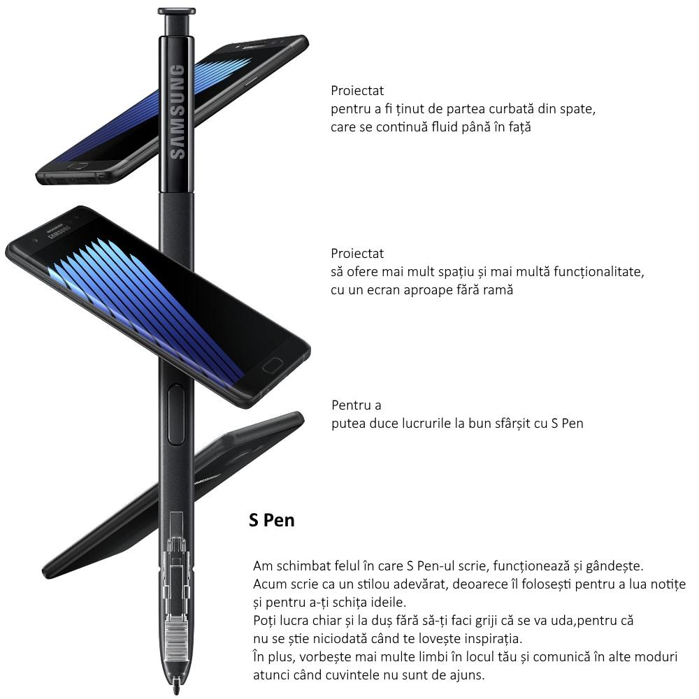Stylus Pen pentru Samsung Galaxy Note 7 (N930), EJ-PN930B