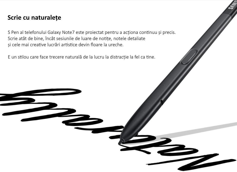 Stylus Pen pentru Samsung Galaxy Note 7 (N930), EJ-PN930B 4