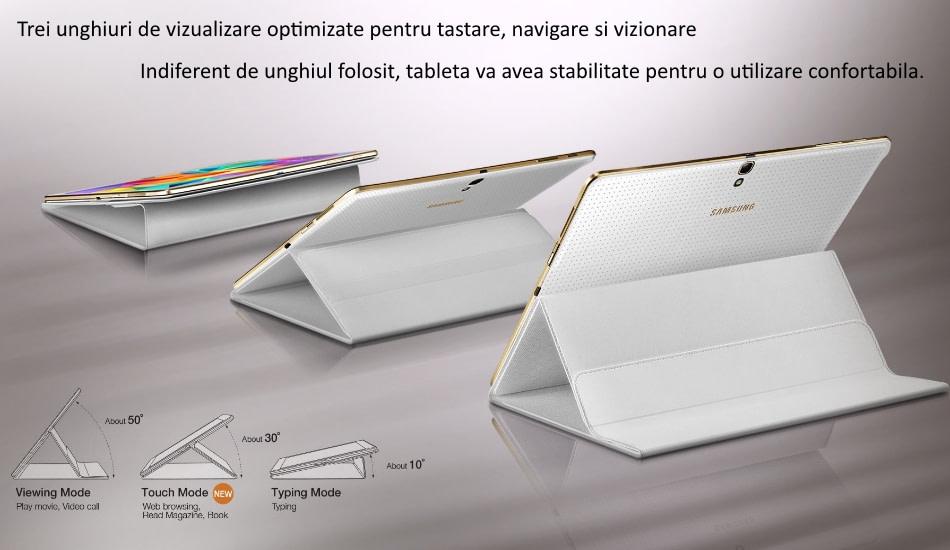 Husa Book Cover pentru Samsung Galaxy Tab S 10.5 inch 2