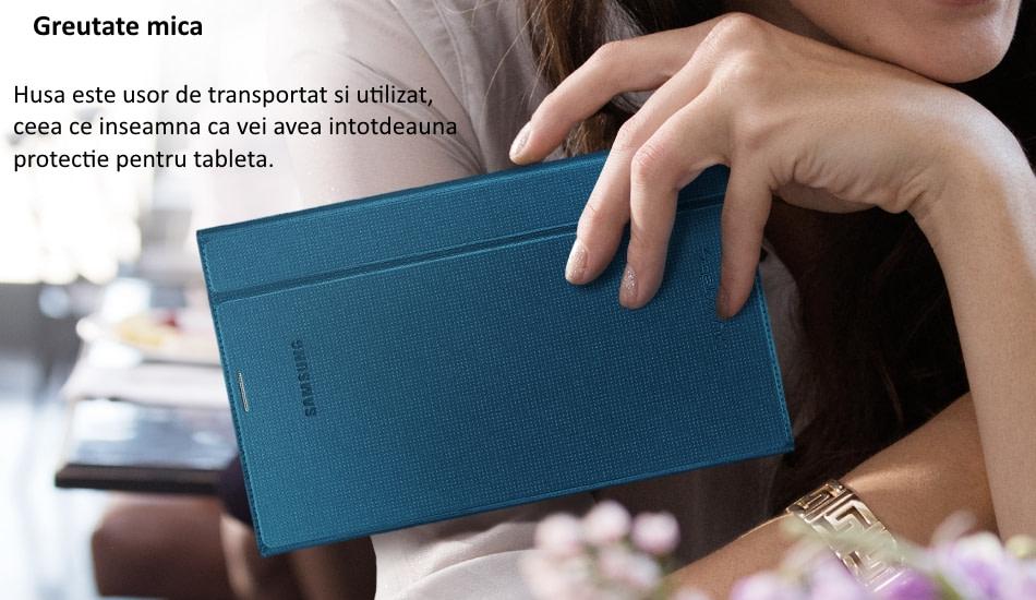 Husa Book Cover pentru Samsung Galaxy Tab S 8.4 inch 2