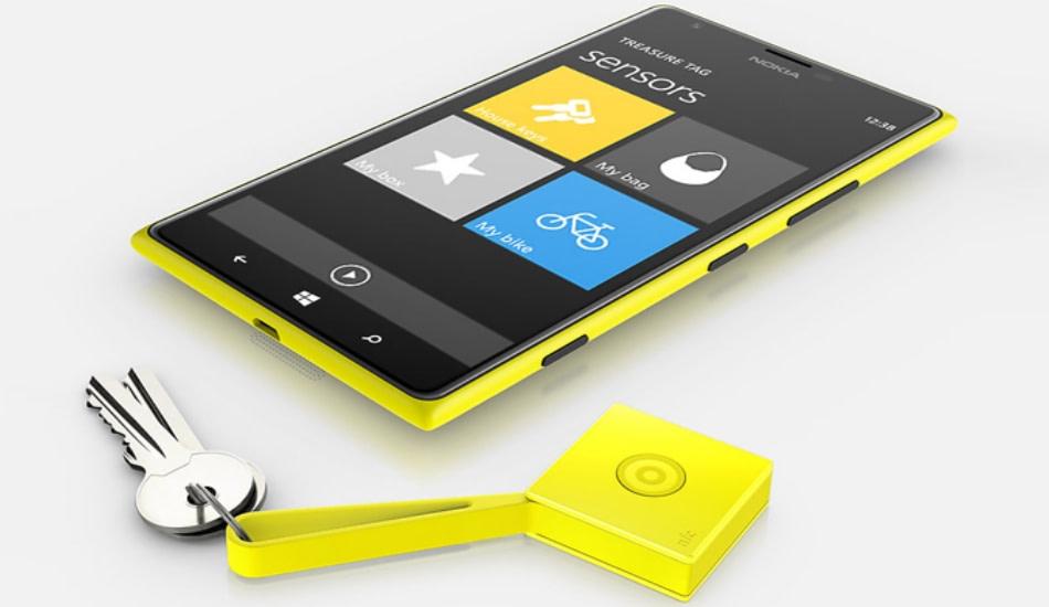 Nokia Treasure Tag 3